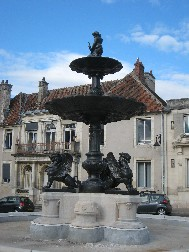 Fontaine Bourdaloue de Bourges