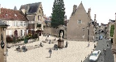 Place Jacques Coeur de Bourges