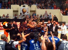 coupe de france de basket 2014