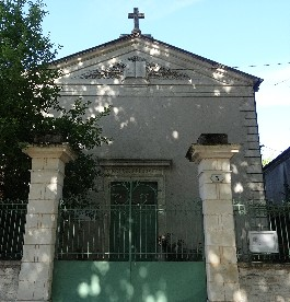 Temple Protestant de Bourges